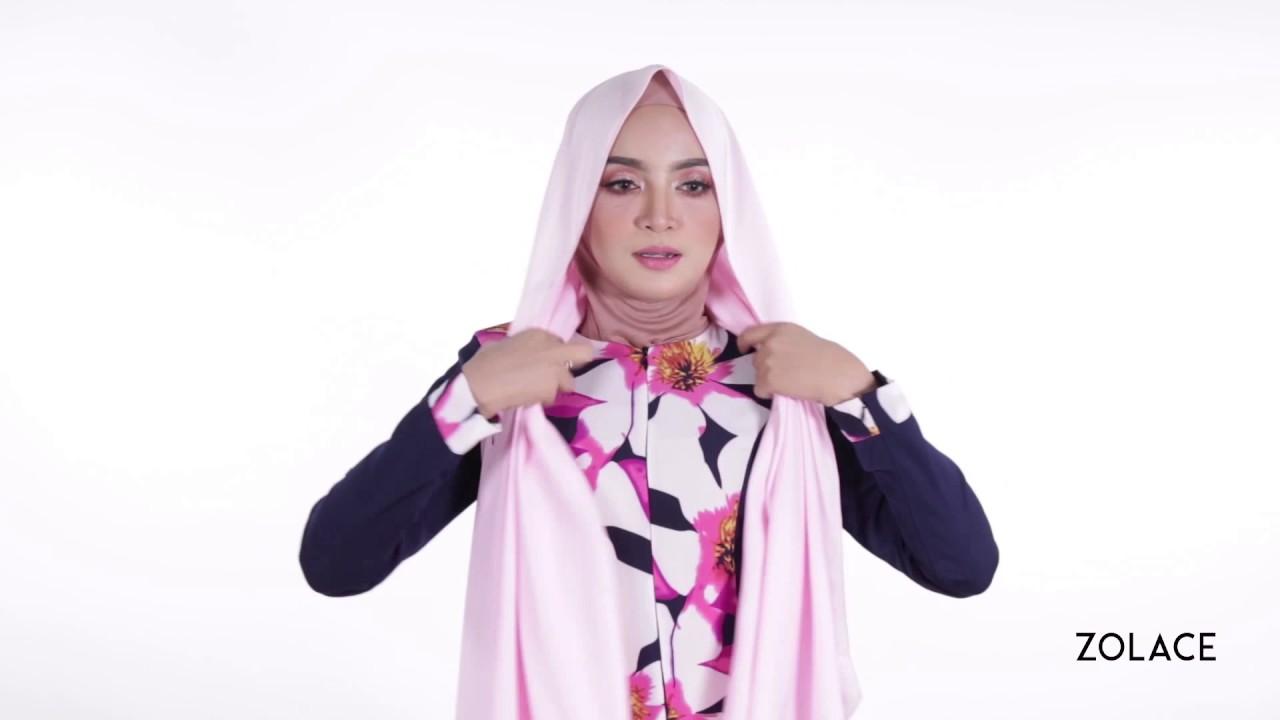 Tutorial Memakai Jilbab Ala Santri 2017 Ini Cara Yang Benar YouTube