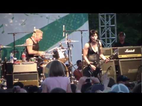 Joan Jett, Boise Music Festival 2011
