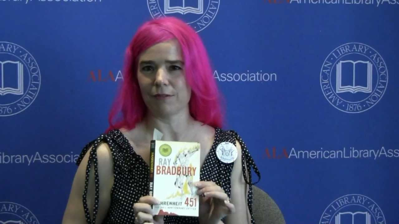 Laini Taylor for the Banned Books Virtual Read-Out! - YouTube