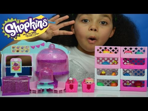 Shopkins Blind Bag Baskets Shopkins Vending Machine