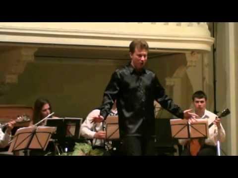 Dmitry Astashev. Canzone popolare russa