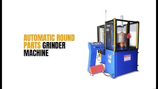 Automatic Wheel Grinder Machine | Foundry Grinder | Rebel