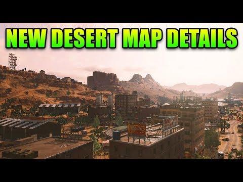PUBG New Desert Map Details - This Week in Gaming   FPS News
