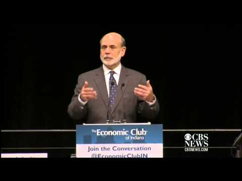 Bernanke on Fed policies and unemployment