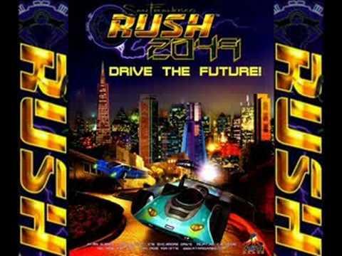 Rush 2049 soundtrack - The Rock