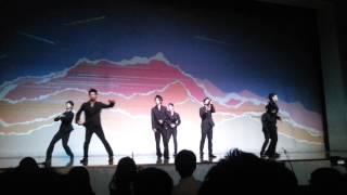 三代目JSoulBrothers 花火 北星文化祭 2013