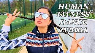 HUMAN | ZUMBA FITNESS | FITNESS DANCE CHOREOGRAPHY