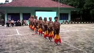 Lomba Senam Semaphore Unila SMPN 1 KOTAAGUNG 2012/2013