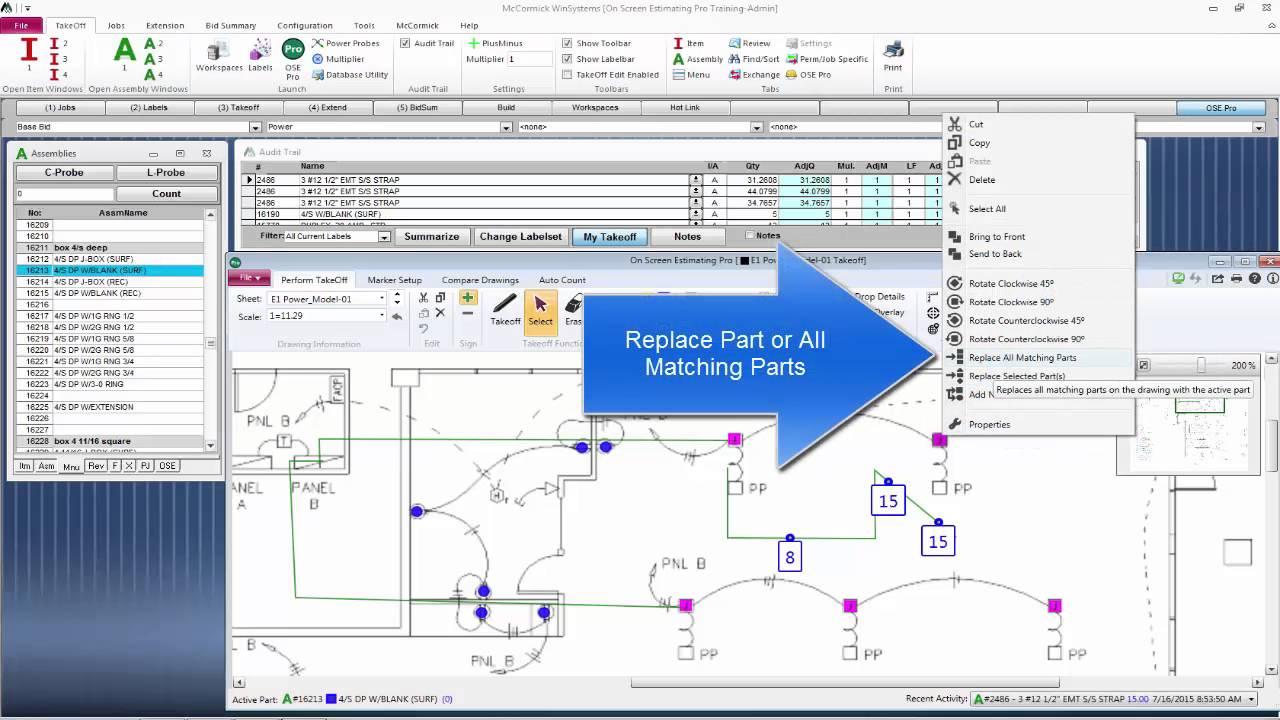 Design Estimating Pro - Version 12 - McCormick Systems