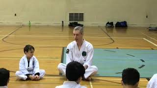 The Test (Toronto Academy of Karate)