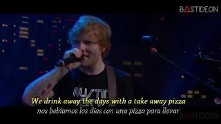Ed Sheeran - Don't (Sub Español + Lyrics)