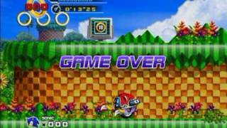 Game Over: Sonic the Hedgehog 4 - Episode 1