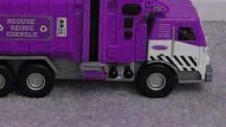 tonka truck sideloader vehicle