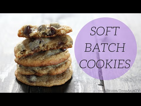 How to Make Soft Batch Cookies | Secret ingredients, tips, & tricks