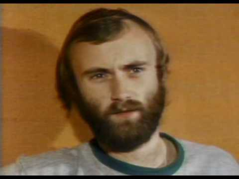 Phil Collins - Interview 1977