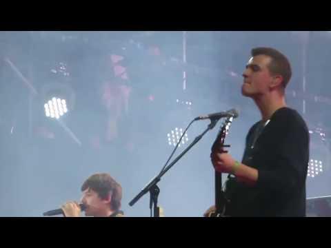 LOUIS TOMLINSON - Kill My Mind live in Madrid (14/09/2019) Mp3