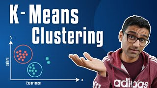 Machine Learning Tutorial Python - 13:  K Means Clustering