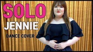 """[이국주]JENNIE 제니 """"SOLO(솔로)"""" Dance Cover"""
