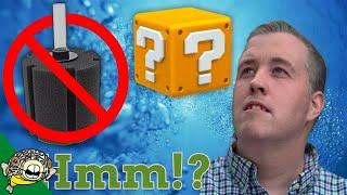 You don't need an Aquarium Filter. You need...
