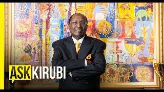 AskKirubi: Thriving in business