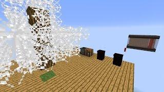 Ex Nihilo (Sky Factory) in Minecraft Vanilla! - Minecraft Creation (Command)