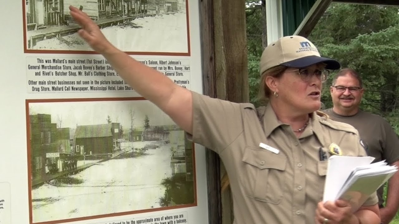 Itasca State Park Explores Histories Of Ghost Towns With Summer Tour Series