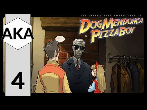 Questioning the Invisible! ...Man | The Interactive Adventures of Dog Mendonça & Pizzaboy | E04