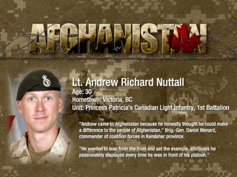 Image result for Lieutenant Andrew Richard Nuttall