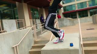 mo3 all the way down official dance video slimthagoat