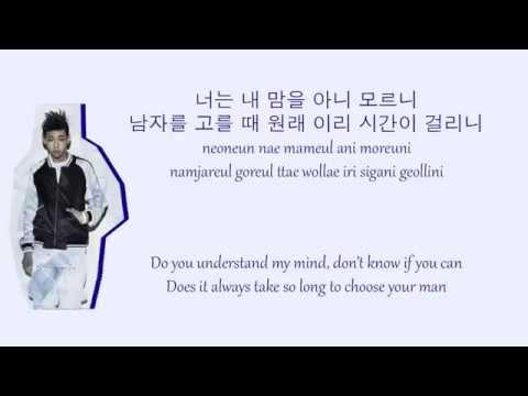 Stop Stop It - GOT7 Colour Coded Lyrics (HAN/ROM/ENG)