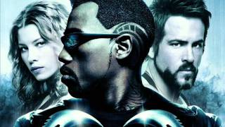 Blade  Trinity Score - Drakes Parting Gift (changed movietrack)