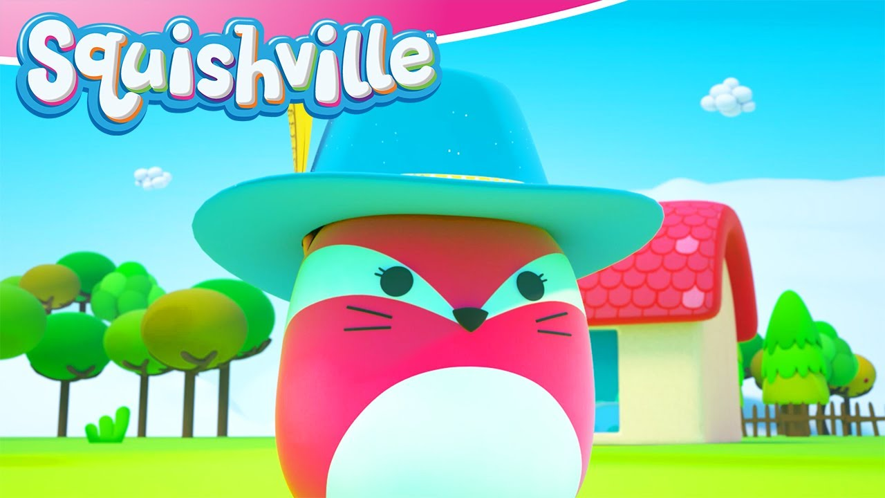 Squishville - Fifi's Exotic Fedora   Kids Learning Videos   Nursery Rhymes   ABCs And 123s