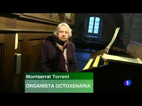 Montserrat Torrent: Los buenos organistas no solo tocan el órgano sino también los corazones