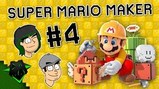 SUPER MARIO MAKER PART FOUR - I WANT OUT! - DAGames