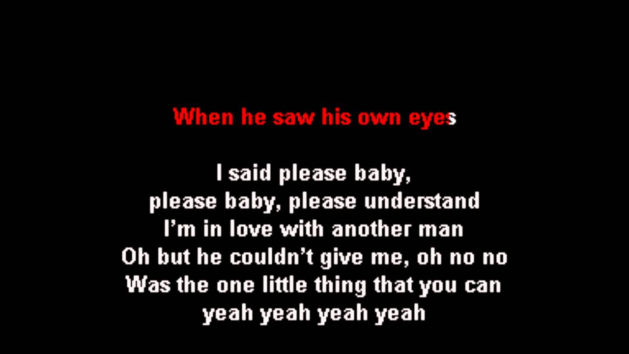 Halestorm All I Wanna Do Is Make Love To You Karaoke Youtube