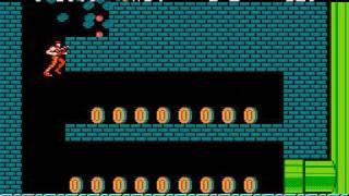 Konami Contra vs Super Mario