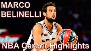 All the nba career highlights of marco belinelli from 2007 to 2014.to be continued...