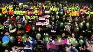 SS501 - U R Man (더블에스오공일-유아맨) @SBS Inkigayo 인기가요 090104