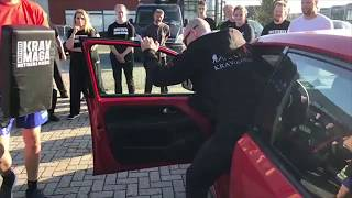 Road Rage part I, Krav Maga seminar with Amnon Darsa @IKMN