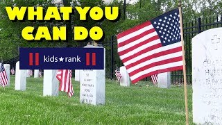 Kids Rank - What You Can Do