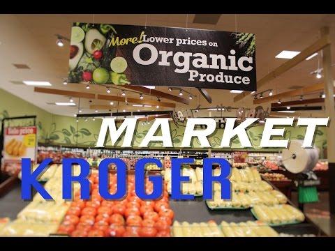 Những cửa hàng ở Mỹ - KROGER SUPERMARKET