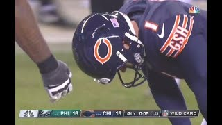 HILARIOUS Cody Parkey Missed Field Goal HITS UPRIGHT (Eagles vs. Bears and MORE!!) Compilation