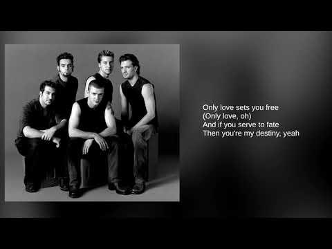 N'Sync: I Believe In You (Lyrics) (ft. Joe)