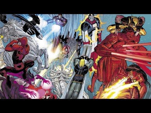 Top 10 Four Horsemen of Apocalypse from Marvel Comics - YouTube