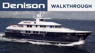 STAR: 138' Kingship Explorer Yacht [Walkthrough]