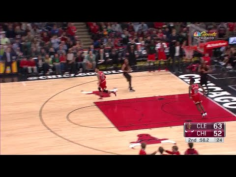 2nd Quarter, One Box Video: Chicago Bulls vs. Cleveland Cavaliers