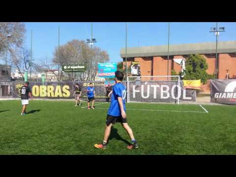 Los Bolsas Utd Vs La Rocha FC (T12 Copa T. Henry)