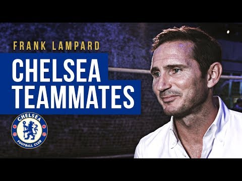 "Frank Lampard | ""John Terry liked playing in goal!"" 