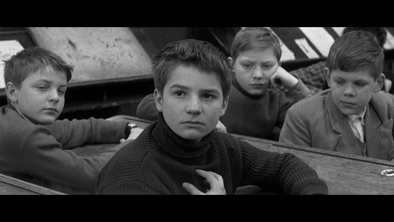 I 400 COLPI - Trailer (Il Cinema Ritrovato al cinema)