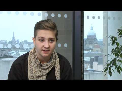 Linguistics and English Language at Edinburgh - Student Interview: Zosia Jasinska